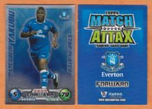 Everton Ayegbeni Yakubu Nigeria Star Player